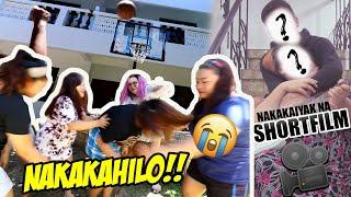 ISHOOT MO ANG BALL CHALLENGE!! (magugulat kayo sa shortfilm na to!!!)