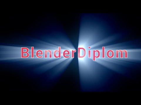 Blender Tutorial I Sun Beams Node LIght Ray Effect