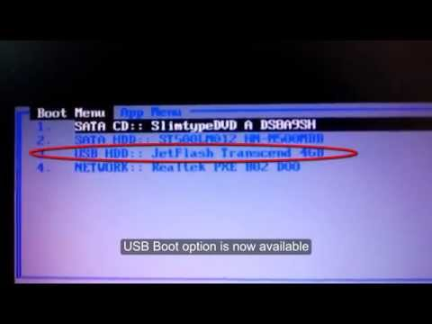 How to boot from USB drive in samsung laptop   USB boot option not found in SAMSUNG BIOS boot menu