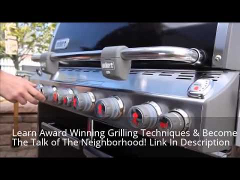 How to Smoke With A Gas Grill | Smoking With A Gas Grill - Webber Grills