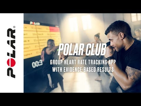 Polar Club | Heart rate based group fitness and exercise app