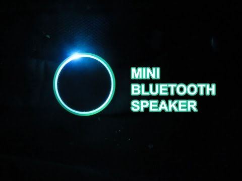 Flopcloud Recommended Mini Bluetooth Speaker