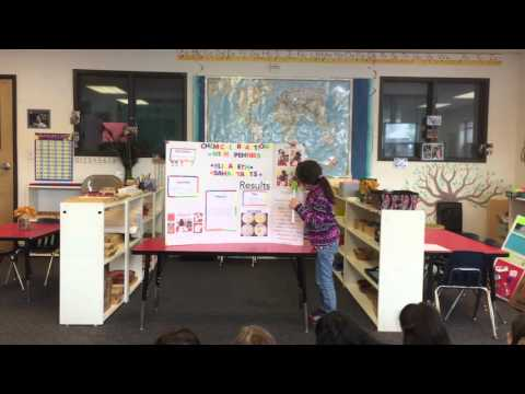 Poster Presentation: Chemical Reactions With Pennies