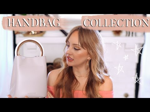 My Vegan Handbag Collection (Designer + Affordable!)