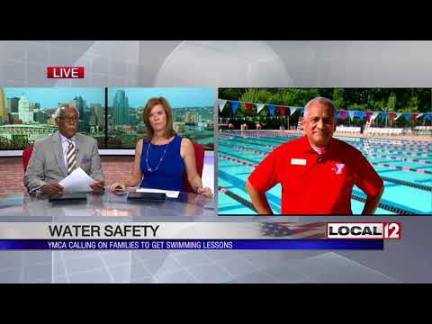 YMCA calls on people to practice water safety