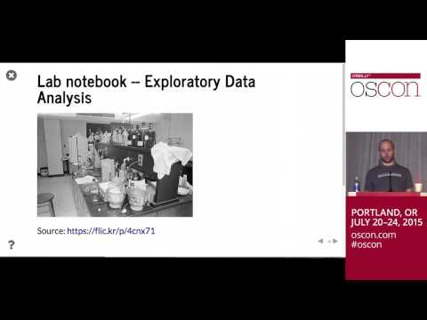 IPython Notebook best practices for data science