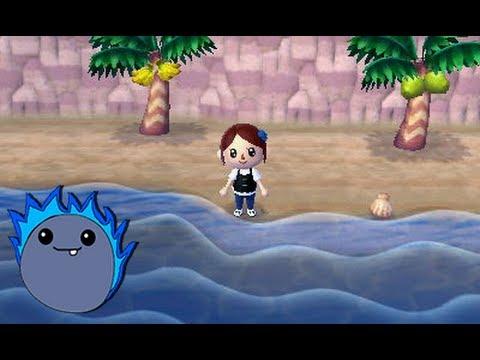 Weird Bird Found on Shore!  - Animal Crossing: New Leaf