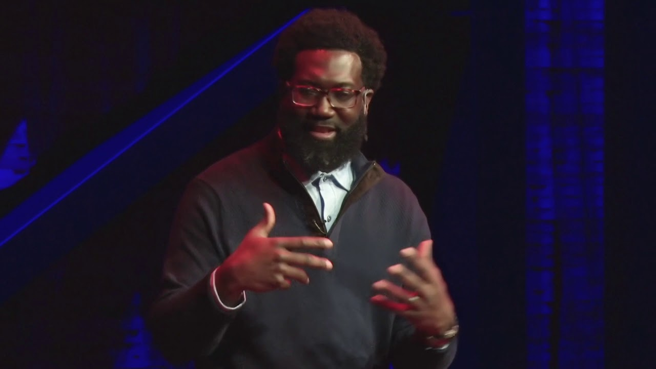 Reimagining the Public Library to Reconnect the Community   Shamichael Hallman   TEDxMemphis