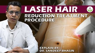 Laser Hair Reduction In Delhi Consult By Dr. Sandeep Bhasin | Care Well Medical Centre