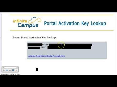 Creating a CCSD Parent Portal Account