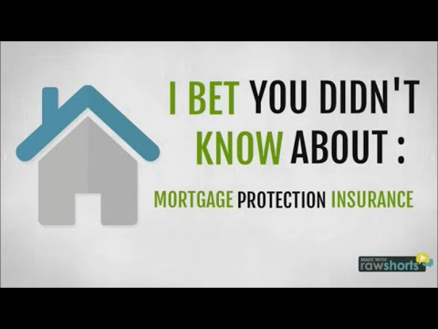 Mortgage Protection Insurance - I Bet You Didn't know #2