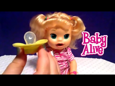 How-To Make Baby Alive My Super Snackin' Baby Doll Pacifier, Bottle, and Spoon