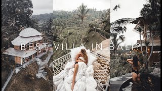 Most amazing Bamboo Airbnb in Bali (famous bed on instagram ) | EPISODE 7 | Bali Series | @RICGM