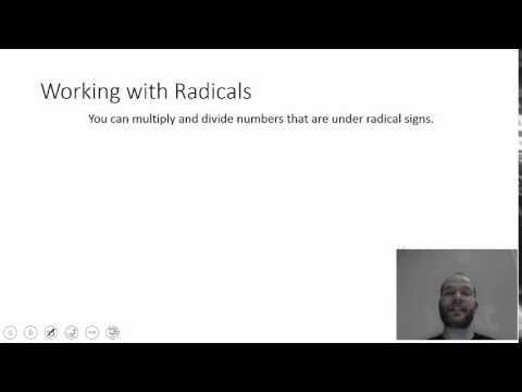 Simplest Radical Form