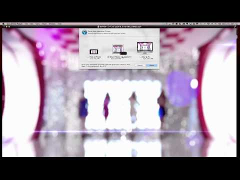 How To: Convert Video for iOS Devices using QuickTime