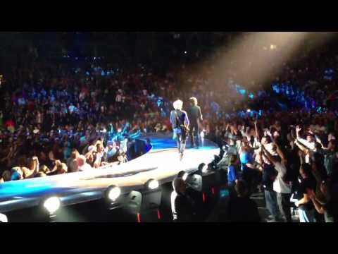 The Rolling Stones 5-5-2013 Oracle Arena Oakland CA