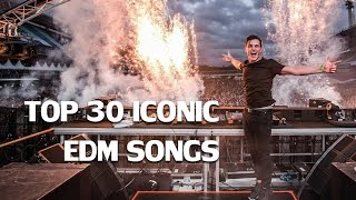 Top 30 Most Iconic Edm Songs of the 2010s | Rave Nation