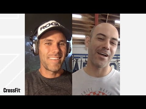 CrossFit Paradiso Talks Open Participation With Rory McKernan