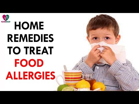 Home Remedies to Treat Food Allergies - Health Sutra