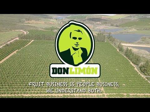 Don-Limón - South African Citrus