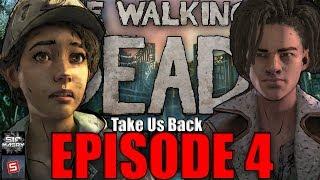 Episode 4 Leak! - Tenn's Role in Episode 4 - The Walking