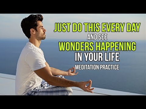 The Meditation You Need Every Morning For A Better Day - Meditation Practice