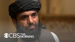 Download Taliban's top spokesman insists Al Qaeda wasn't behind 9/11 Video