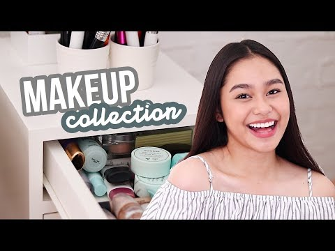 Makeup Collection 2018 + Giveaway! (Philippines)   ThatsBella