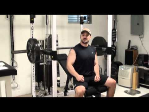Build Your Upper Chest with Incline Barbell Bench Press...Take Stress Off The Shoulders