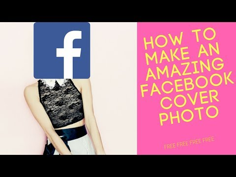 How to Create an Amazing Facebook Cover Photo:Canva, Adobe Spark ,Picmonkey ,Fotor 2018