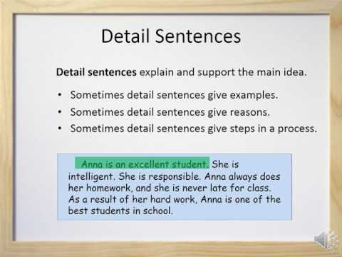 Paragraphs Video and Worksheet (Parts 1-4)