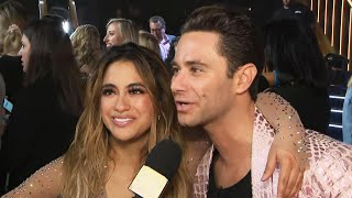 DWTS: Watch Ally Brooke Respond to Len Goodman SHADING Beyonce AND Gyrating (Exclusive)