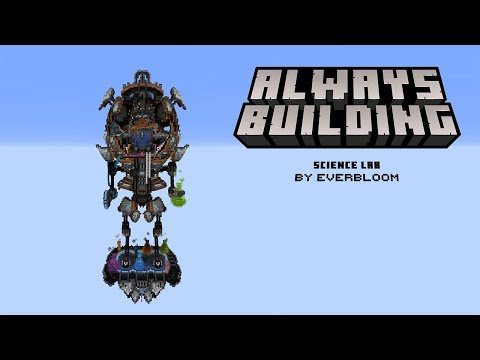 Minecraft: Always Building - Everbloom
