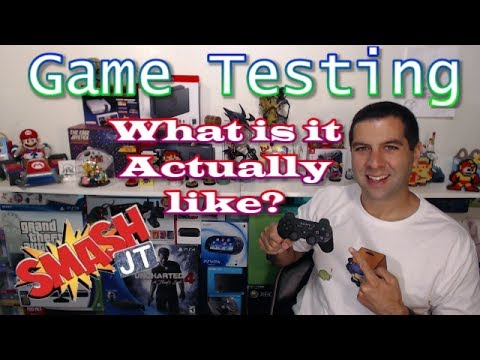 Game Tester - What is it ACTUALLY like?