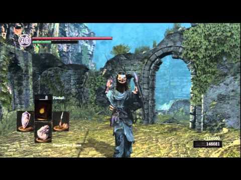 Dark Souls - How to Do Infinite Soul Glitch ( HD )