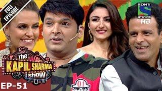 The Kapil Sharma Show - Episode 51–दी कपिल शर्मा शो–Team Saat Uchakkey In Kapil's Show–15th Oct 2016