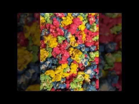 Candy 🍭 Popcorn 🍿 tutorial