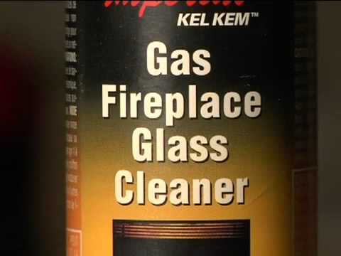 How to clean the glass on your Napoleon® Fireplace - eFireplaceStore com