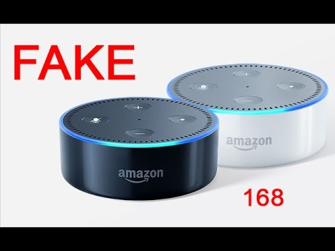 My students made a fake Amazon Echo Alexa (vlog)
