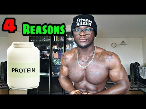 4 Main Reasons Why You DON'T Need SUPPLEMENTS To Build Muscle !!!
