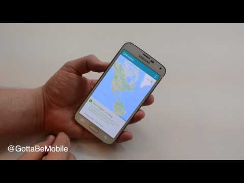 How to Get Weather Alerts on the Samsung Galaxy S5