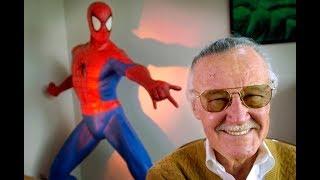 Marvel Comics co-creator Stan Lee dead at 95