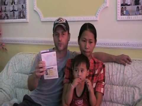 Scott his Thai wife and son have obtained a UK settlement visa and going to live in the UK