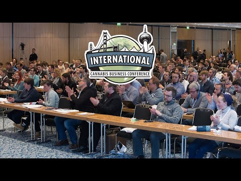 International Cannabis Business Conference ICBC Berlin 2018