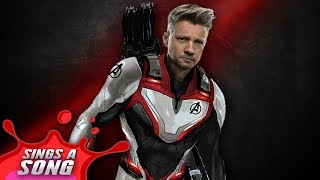 Download Hawkeye Sings A Song To Black Widow (Avengers End Game Parody) Video