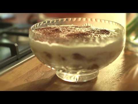 Espresso martini tiramisu recipe