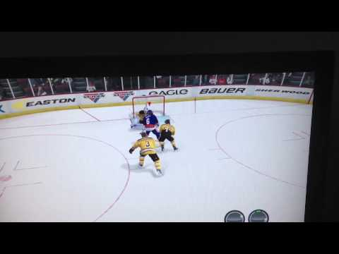 Must have hurt (nhl 14)