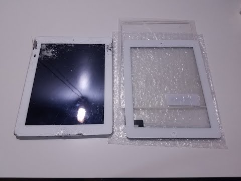 iPad 2 Digitizer and Wi Fi Antenna Replacement