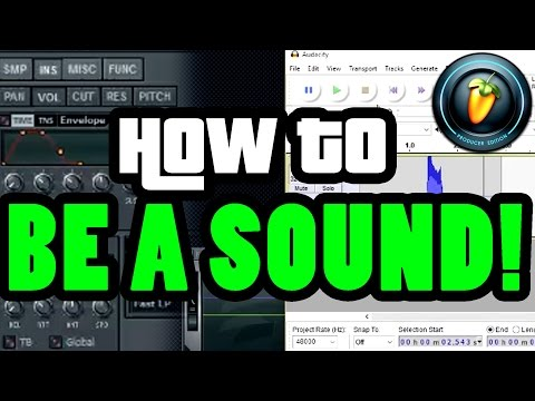 Aces Teaches: How To Turn Your Voice Into A Sound [FL Studio]