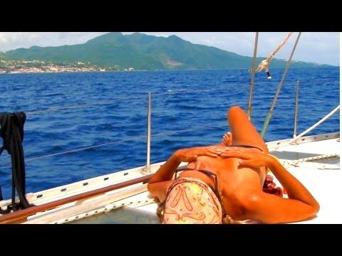 Caribbean Sailing Tour Part1